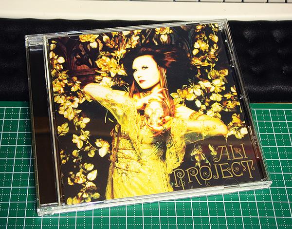 薔薇架刑CD