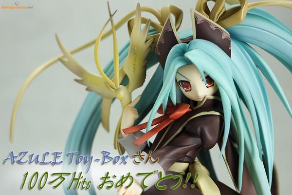 AZURE Toy-Boxさん100万HIts