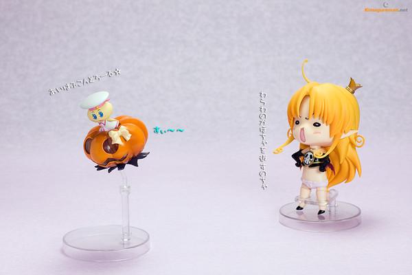 かぼちゃマシーンで、あいはぶこんとろーる☆ 4コマ漫画1画像