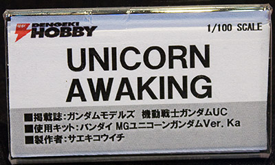UNICORN AWAKING