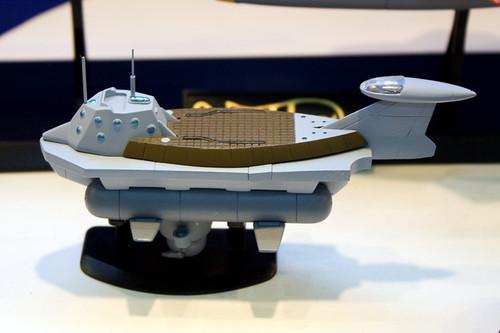ふしぎの海のナディア 万能潜水艦ノーチラス号 海上イメージカラーVer. メインブロック