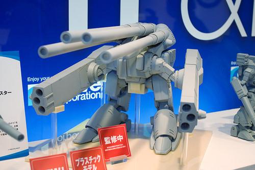 1/100スケール 超時空要塞マクロス HWR-00-MKII モンスター 1