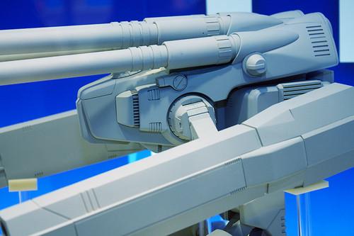 1/100スケール 超時空要塞マクロス HWR-00-MKII モンスター 3