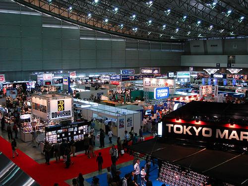 東京マルイから青島文化教材社方向