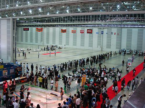 ラジコンネオフェスタ2009 イベントゾーン