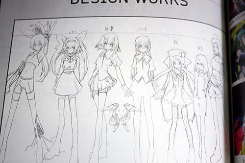 芳住和之さんのデザイン原案