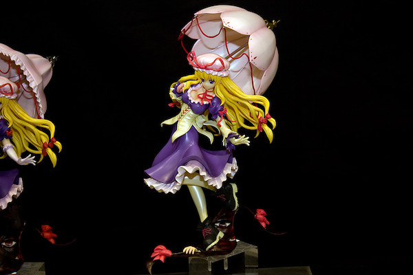 東方妖々夢 ~Perfect Cherry Blossom.~ 八雲 紫+改造パーツ同梱版 -YUKARI YAKUMO- 3