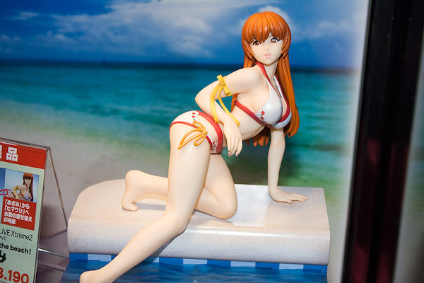 DEAD OR ALIVE Xtreme 2 DOAX2 Venus on the beach! かすみ