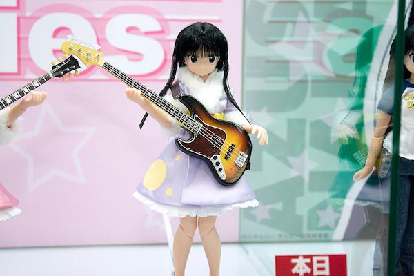 けいおん!アウトフィットシリーズ #8 澪の学園祭ライブ衣装セット