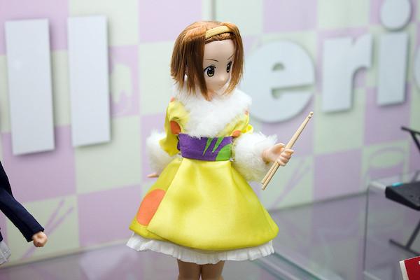 ピュアニーモキャラクターシリーズ No.022 けいおん! 田井中律 3