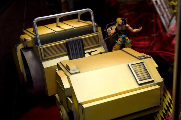 超像 ジョジョの奇妙な冒険 第3部 ロードローラー ペーパークラフト 3