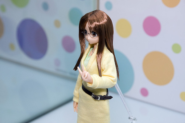ピュアニーモキャラクターシリーズ No.028 けいおん! 山中さわ子 4