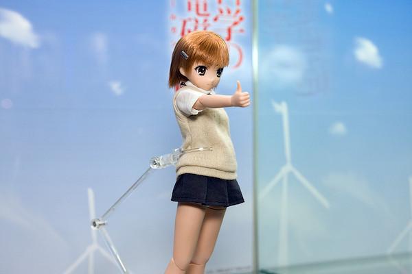 ピュアニーモキャラクターシリーズ No.029 とある科学の超電磁砲 御坂美琴 2
