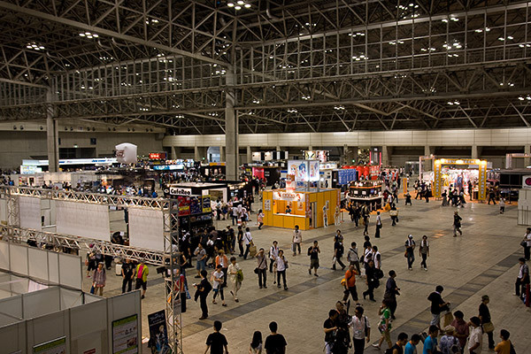 ワンダーフェスティバル2010[夏] 会場風景