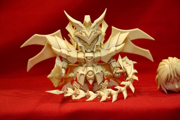 NONスケール キャストキット SDガンダム外伝 鎧闘神戦記 騎士エピオン 1