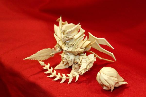 NONスケール キャストキット SDガンダム外伝 鎧闘神戦記 騎士エピオン 3