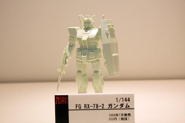 1/144 FG RX-78-2 ガンダム