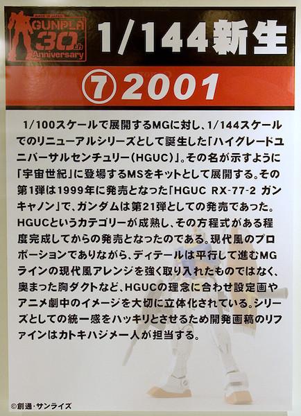 ⑦1/144新生 2001 POP