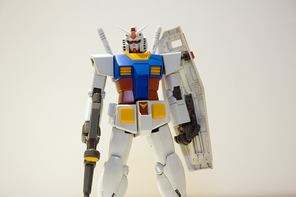 1/100 MG RX-78-2 ガンダム Ver.2.0 2