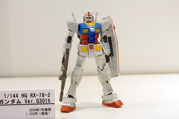 1/144 HG RX-78-2 ガンダム Ver.G30th 1
