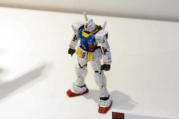 1/144 RG RX-78-2 ガンダム 3