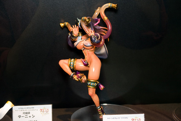 クイーンズブレイド リベリオン 月影の踊り手 ルナルナ 2