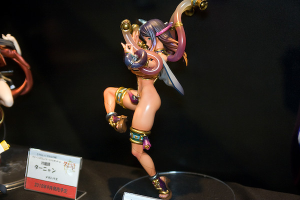 クイーンズブレイド リベリオン 月影の踊り手 ルナルナ 3