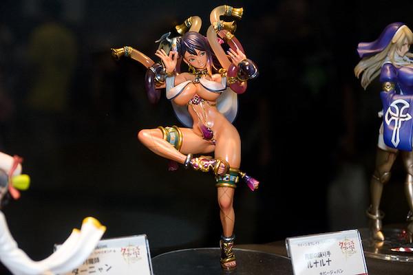クイーンズブレイド リベリオン 月影の踊り手 ルナルナ 1