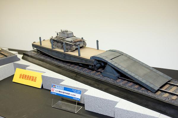 1/35 ドイツ軍用大型平台貨車 シムス80 1