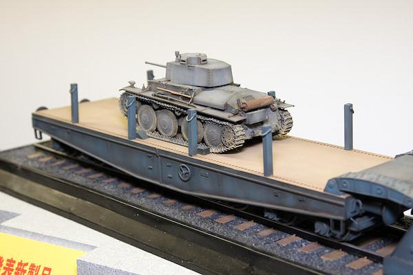 1/35 ドイツ軍用大型平台貨車 シムス80 2