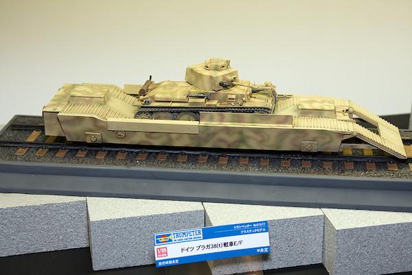 1/35 ドイツ プラガ38(t)戦車E/F 2