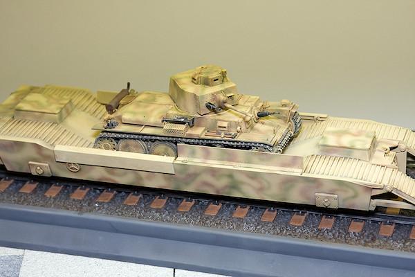 1/35 ドイツ プラガ38(t)戦車E/F 3