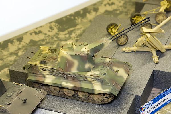 1/35 ドイツ軍 E-75対空戦車 クロコダイル 2