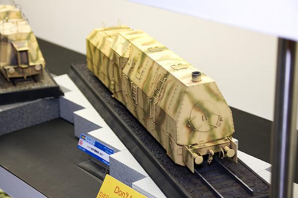1/35 ドイツ装甲機関車 BR57 2