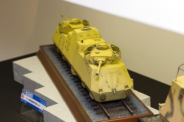1/35 ドイツ軍用重装甲列車 Nr.51 2
