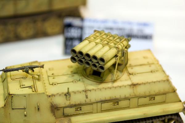 1/35 WWII 独 重国防軍牽引車 sWS ネーベルヴェルファー42搭載型 3