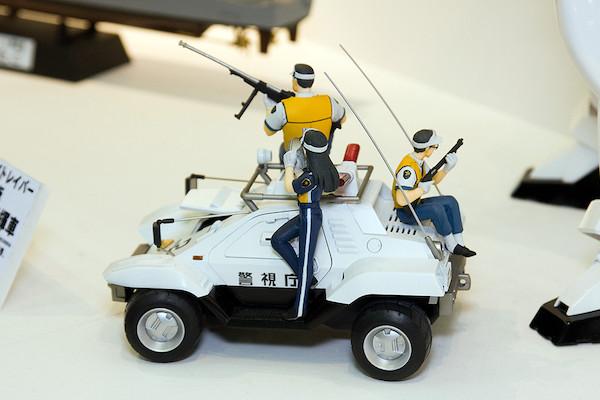 機動警察パトレイバー 劇場版 98式特型指揮車 4