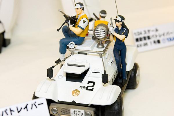 機動警察パトレイバー 劇場版 98式特型指揮車 3