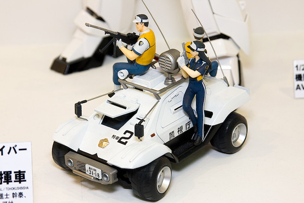 機動警察パトレイバー 劇場版 98式特型指揮車 1