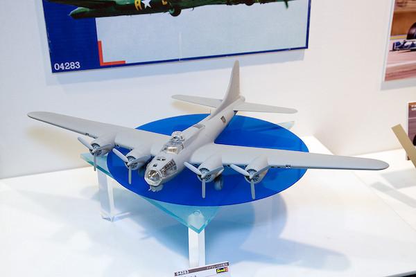 1/72 B-17G フライング・フォートレス 1