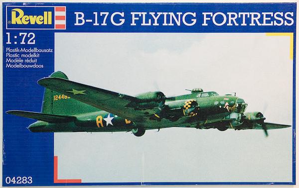 1/72 B-17G フライング・フォートレス POP