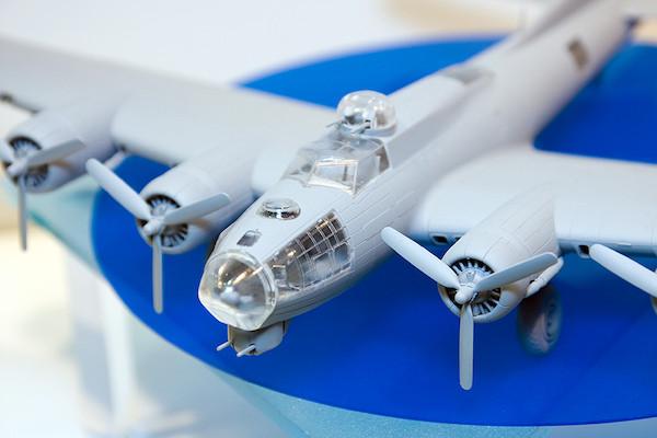 1/72 B-17G フライング・フォートレス 3