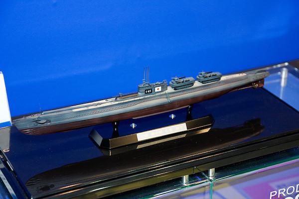 日本海軍巡洋潜水艦乙型 伊41 特四式内火艇 搭載艦 1