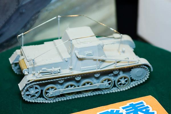 1/35 '39-'45 I号指揮戦車 2