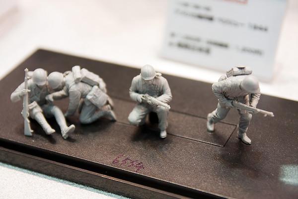 1/35 '39-'45 アメリカ海兵隊 ペリリュー 1944 2