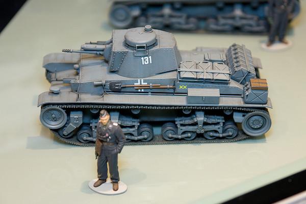 1/35 ドイツ軽戦車 35(t) 1