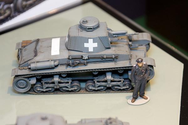 1/35 ドイツ軽戦車 35(t) 4