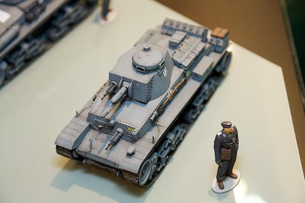 1/35 ドイツ軽戦車 35(t) 2