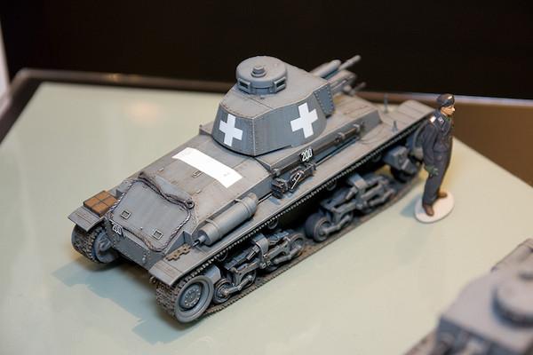 1/35 ドイツ軽戦車 35(t) 5