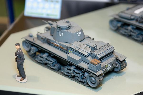 1/35 ドイツ軽戦車 35(t) 3